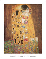 Klimt Le Baiser Art Print Click here to zoom in