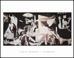 Picasso Guernica Art Print Click here to zoom in