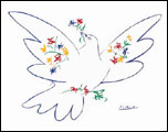 Dove of Peace Art Print Click here to zoom in
