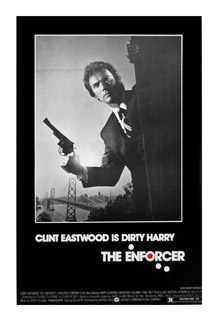 Clint Eastwood Dirty Harry Poster
