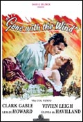 Gone With the Wind Italian Poster