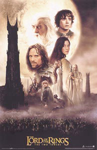 Lord of the Rings the Saga Continues Poster