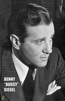 Bugsy Siegel Poster
