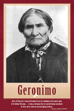 Geronimo PosterClick to zoom in