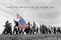 Selma to Montgomery March Poster
