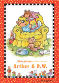 Storytime with Arthur and DW Click here to zoom in