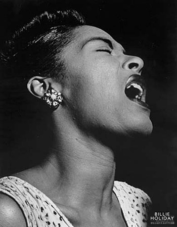 Billie Holiday Lady Day Poster Click Add to Cart to order.