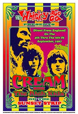 Cream Whisky A Go Go Poster Click Add to Cart to order.