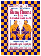 Muddy Waters Concert Poster Click Add to Cart to order.