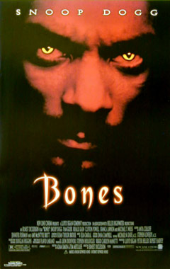 Snoop Dogg Bones Poster