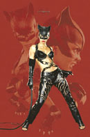 Catwoman Purr Poster
