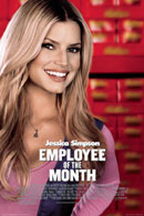 Jessica Simpson Employee of the Month Poster