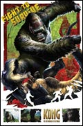 King Kong Fight to Survive Poster