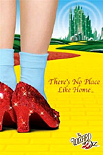 The Wizard of Oz Theres No Place Like Home Poster