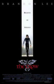 The Crow Brandon Lee Poster