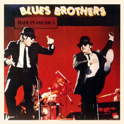 Blues Brothers Made in America Poster