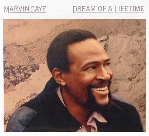 Marvin Gaye Dream of a Lifetime Poster