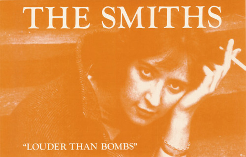 The Smiths Louder than Bombs Poster