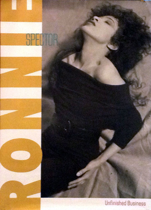 Ronnie Spector Unfinished Business Poster